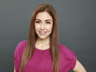 Anastasia Zampounidis auf Thalia Lesereise