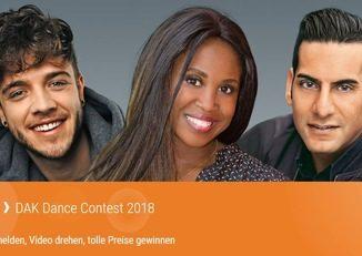 Dance-Contest der DAK-Gesundheit startet in Hamburg - mit prominenter Jury