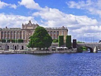 Eine schönere Wasserlage als die von Stockholm ist kaum vorstellbar
