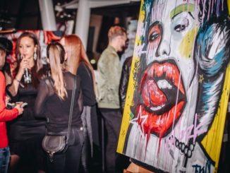 Pop Up Art: Erfolgreicher Start für die neue Kunst-Event-Reihe im Le Méridien Hamburg