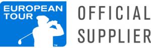 European Tour: Official Supplier