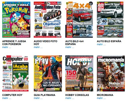 Axel Springer Spanien