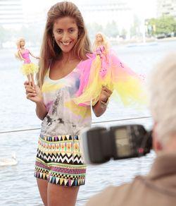 Danie Bles, persönliche Stylistin von Sylvie van der Vaart