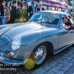 Michael Ammer im Porsche 356 Coupé
