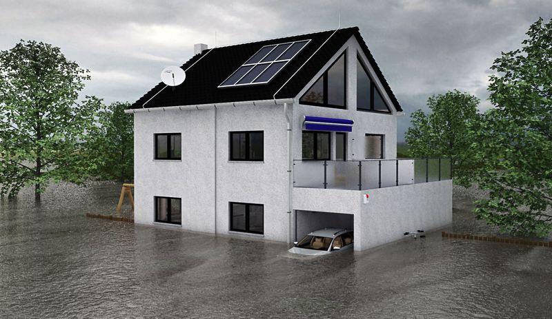 Wetterphänomene richten hohe Schäden an