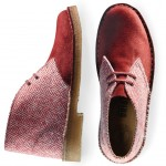 Desert Boot Harris Tweed
