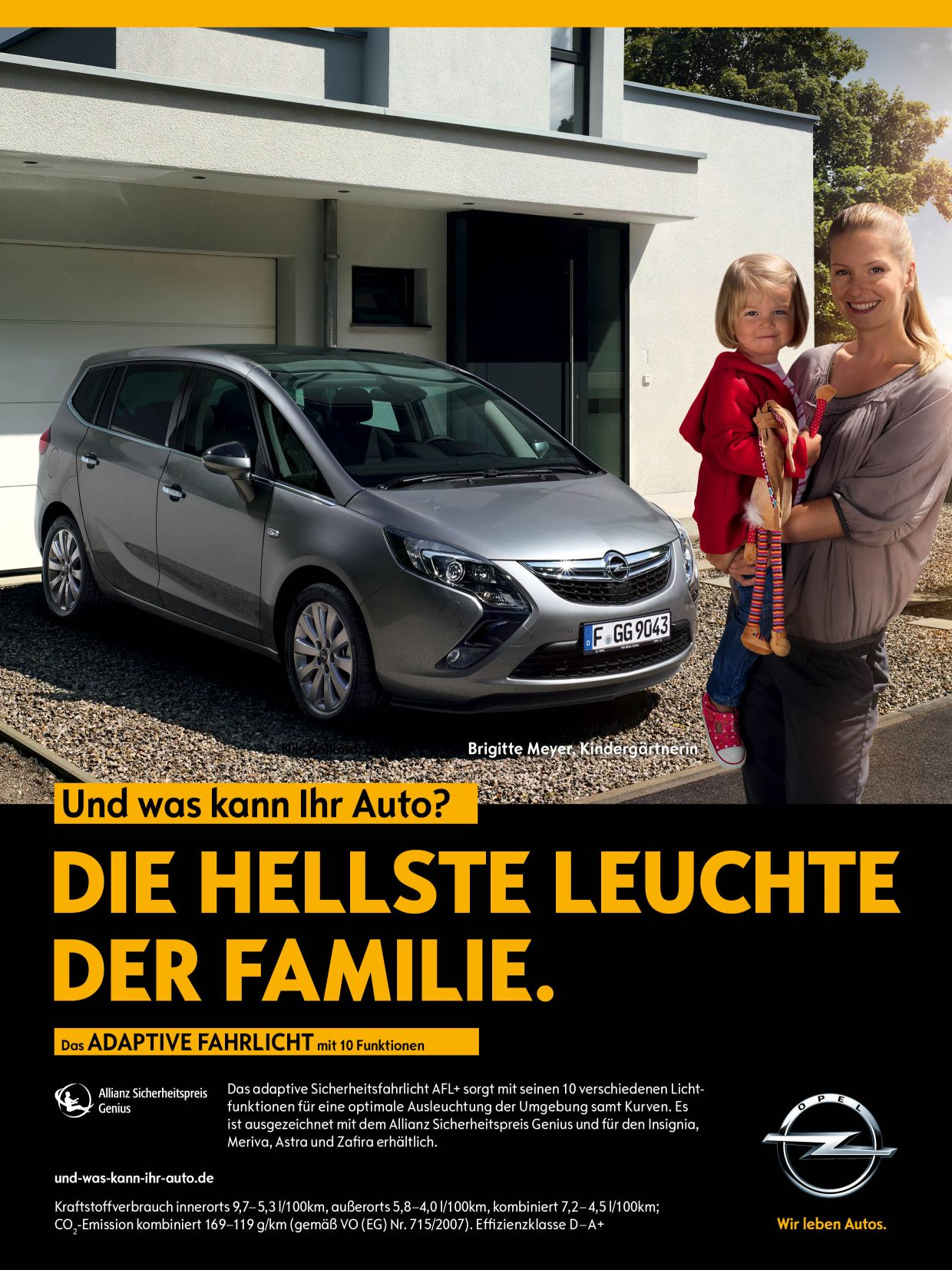 Opel-Kampagne von Scholz and Friends
