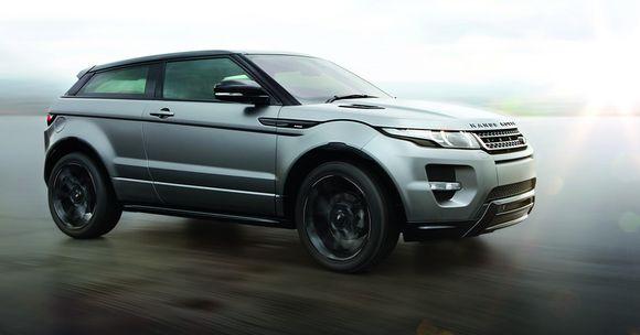 Range Rover Evoque Special Edition