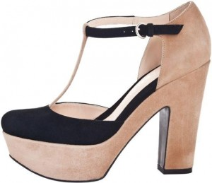 Scarosso - Contrast-Heels