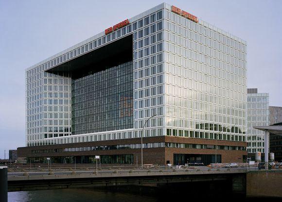 Spiegel-Gebäude, Hamburg