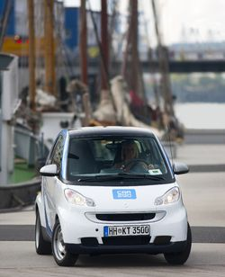 Car2go in Hamburg