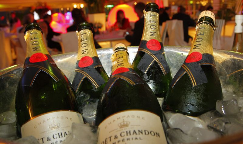 Moët & Chandon Champagner