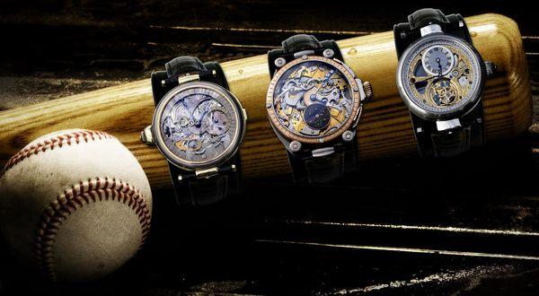 """""""JTQ unique"""" Uhren"""