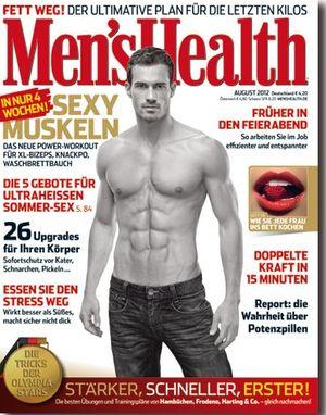 Men's Health 9/2012