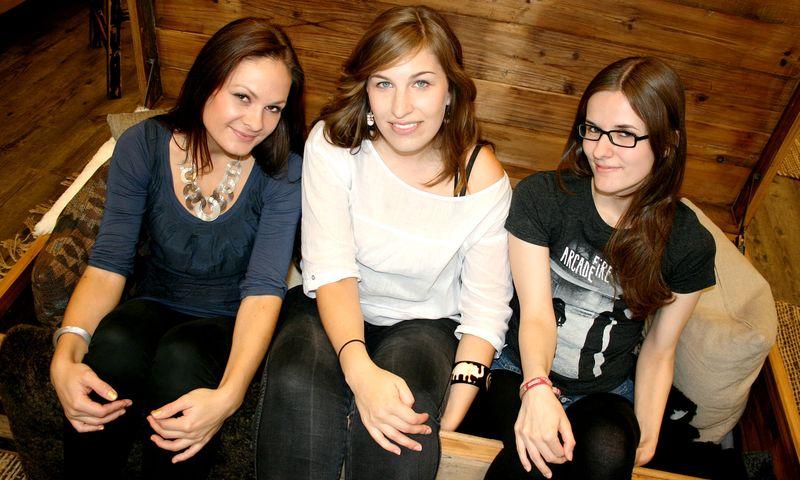 moebel.de Redaktion: Anne Timm, Miriam Kraus, Jana Luttmann (v.l.)