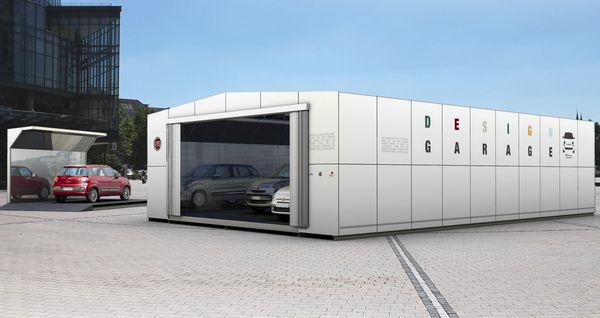 Fiat: Designgarage
