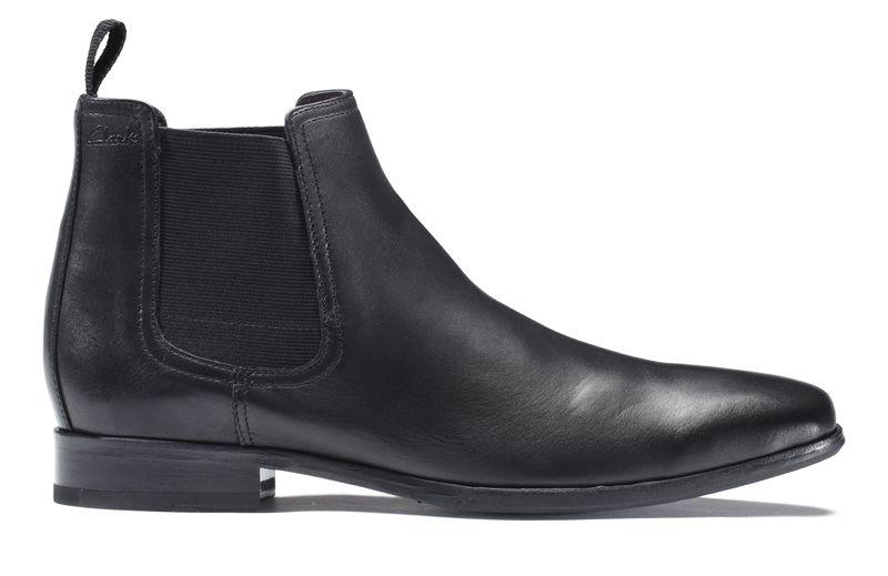 Hardies Top, Leder schwarz