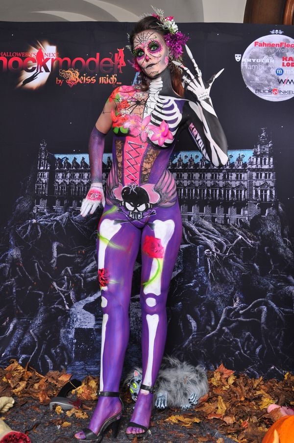 """""""Beiss mich…"""": Halloween-Party im Parlament"""