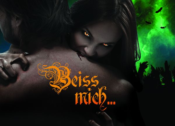 """Beiss mich…"": Halloween-Party im Parlament"