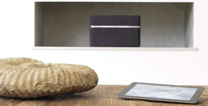 "Neue Wireless-Musiksysteme von ""Bowers & Wilkins"""
