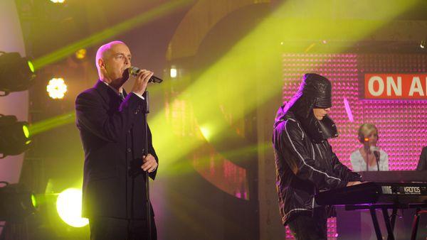Pet Shop Boys live beim Deutschen Radiopreis 2012