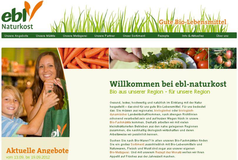 Ebl Naturkost, ebl-naturkost.de