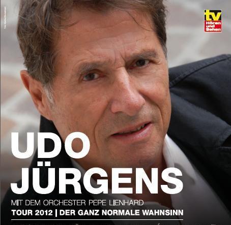 Udo Jürgens in der O2 World