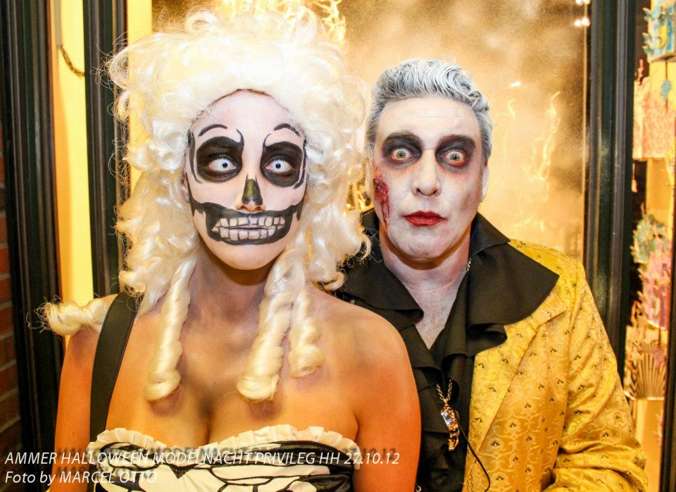 Halloween: Ammer Modelnacht vs. Fashion TV Special