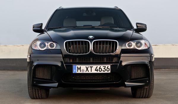 Auto-Diebstahl: BMW ist besonders begehrt - BMW X5 M