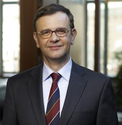 Dr. Thomas Ledermann, Geschäftsführer der Börse Hamburg