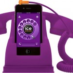 Ice-Phone lila, 49,-Euro