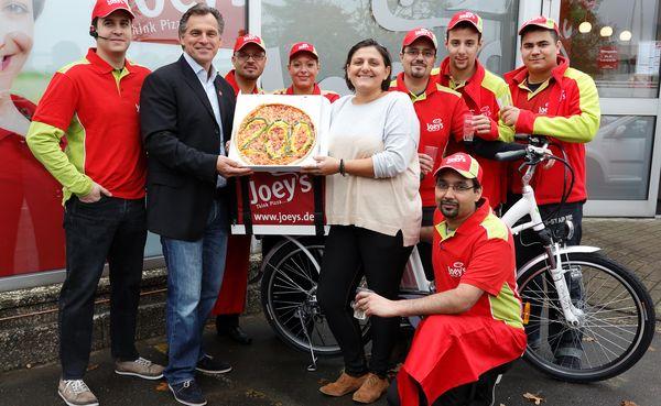 Joey's Pizza in Schenefeld, Osterbrooksweg 71