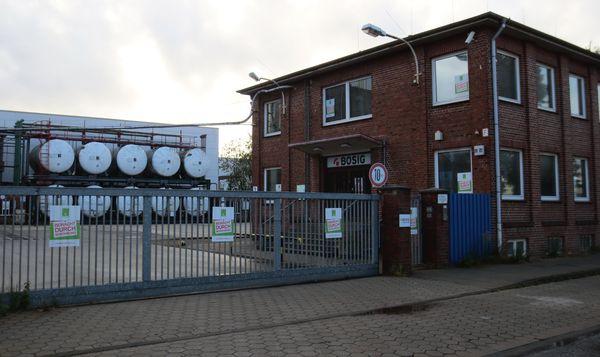 Immobilie der Bosig GmbH