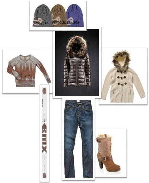 Weihnachten - das perfekte Outfit für Damen
