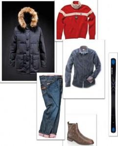 Weihnachten - das perfekte Outfit für Herren