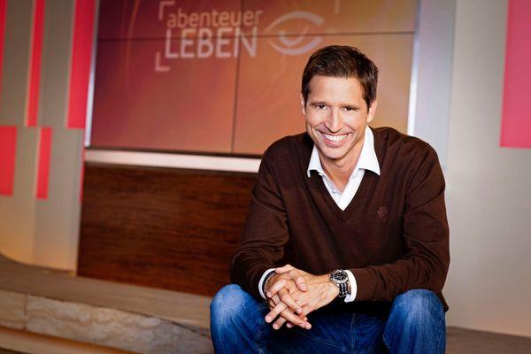 """Andreas Türck - der neue Moderator von """"Abenteuer Leben"""""""