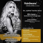 Hairdreams Rabattaktion