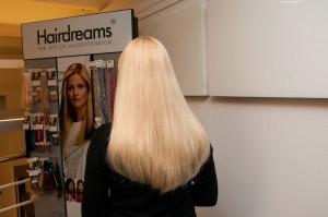 Hairdreams Echthaarverlängerung