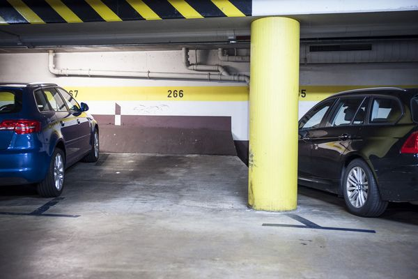 ADAC-Parkhaustest