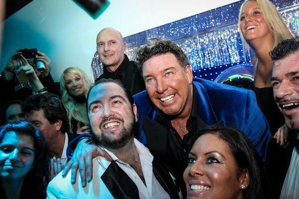 Michael Ammer mit Daniel Van Cleef und Freunden
