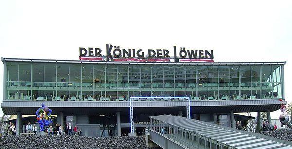 Disneys Der König der Löwen - Theater im Hafen