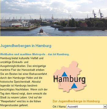 Hamburger Jugendherbergen