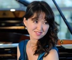 Pianistin Michèle Gurdal kommt im Dezember nach Hamburg