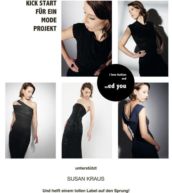 Hamburger Designerin Susan Kraus baut Label aus