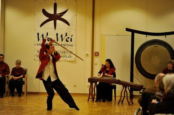 Wu Wei-Schule für Tai Chi und Qi Gong feierte Jubiläum
