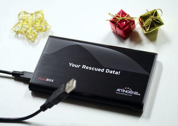 Externe USB Festplatte