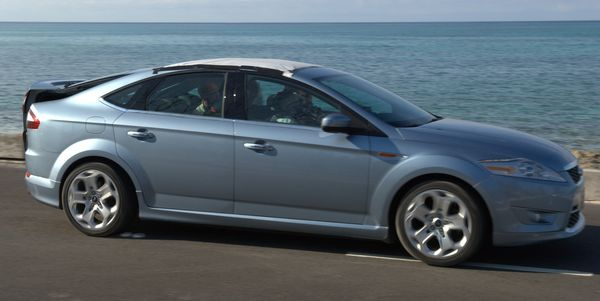 Ford Mondeo 2.5 Liter ST