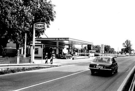 SB-Tankstelle Lagerlechfeld (Juni 1982)