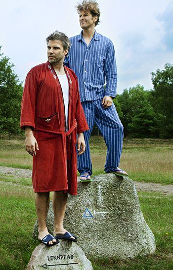 Andreas Kuhlage und Jens Hardeland