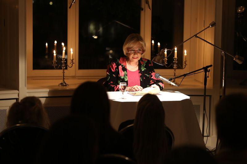 Lesung mit Dagmar Berghoff